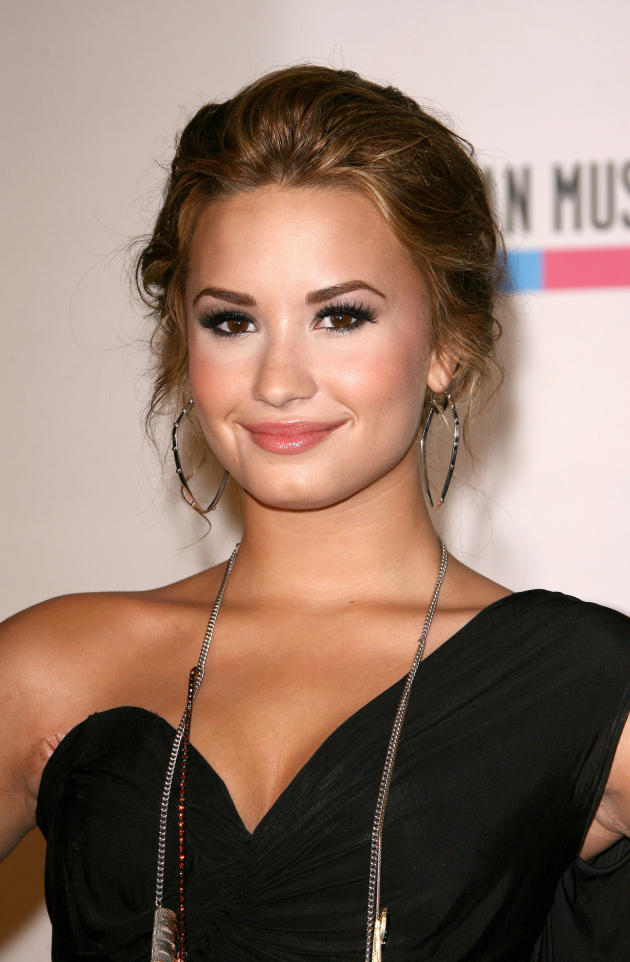 Dressed Up Demi