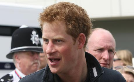 Happy 30th Birthday, Prince Harry!