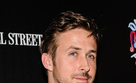 Ryan Gosling Red Carpet Picture