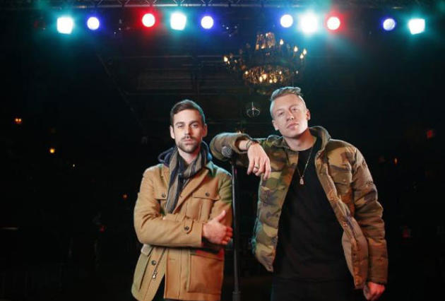 Macklemore and Ryan Lewis Photo