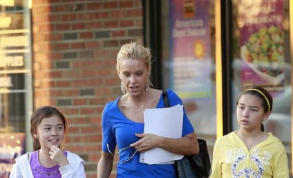 Kate Gosselin on Target to Cut Family Budget