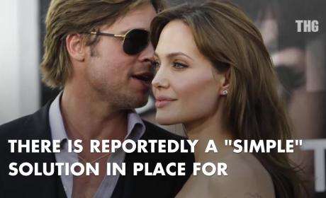 Brad Pitt-Angelina Jolie Prenup: Get the Details!