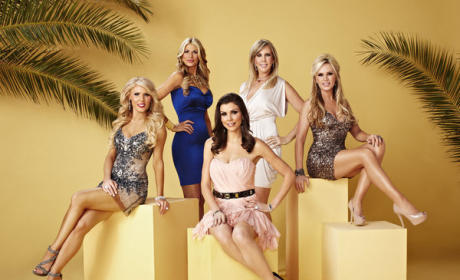 The Real Housewives of Orange County Season Finale Recap: Things Fall Apart