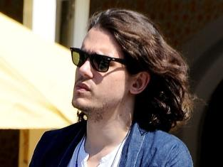 John Mayer's Hair