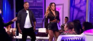Stevie J Taunts Benzino With Photo of Love & Hip Hop: Atlanta Reunion Fight, Plugs Club Gig