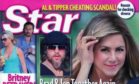 Jennifer Aniston: I Can't Stop Loving Brad Pitt!