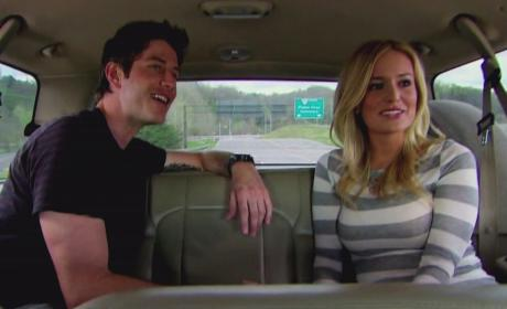 Arie Luyendyk, Jr.: Engaged to Emily Maynard?