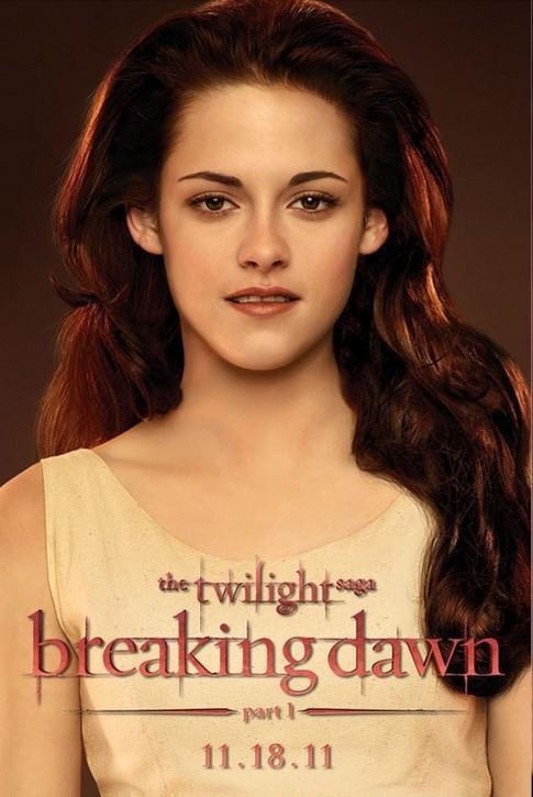 Bella Swan Breaking Dawn Poster