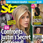 Jennifer Aniston Star Magazine Cover