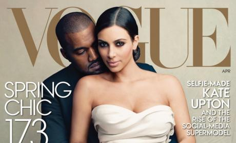 Kim Kardashian Magazine Kovers: She's Everywhere!