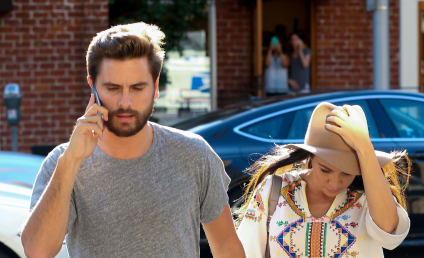 Kourtney Kardashian & Scott Disick: Back Together AGAIN?!