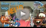 """Guy Covers """"Hello"""" As 30 Different Disney Characters"""