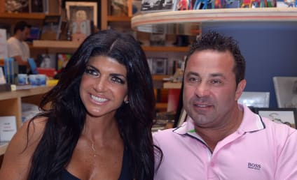Teresa Giudice, Husband Indicted on 39 Criminal Charges; Face 50 Years in Jail