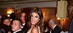 Elisabetta Canalis Compares George Clooney to... Her Father?!?
