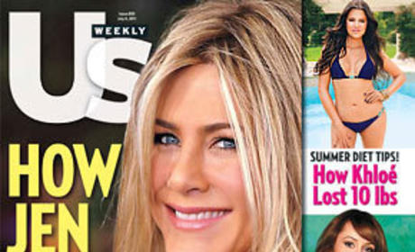 Did Jennifer Aniston Go All Angelina Jolie on Justin Theroux's Girlfriend?