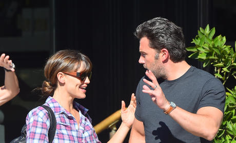 "Ben Affleck Behaved Like Jennifer Garner's ""Fourth Child,"" Source Claims"