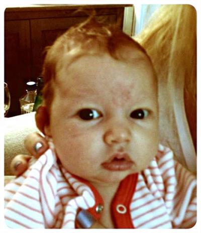 Jessica Simpson Baby Pic