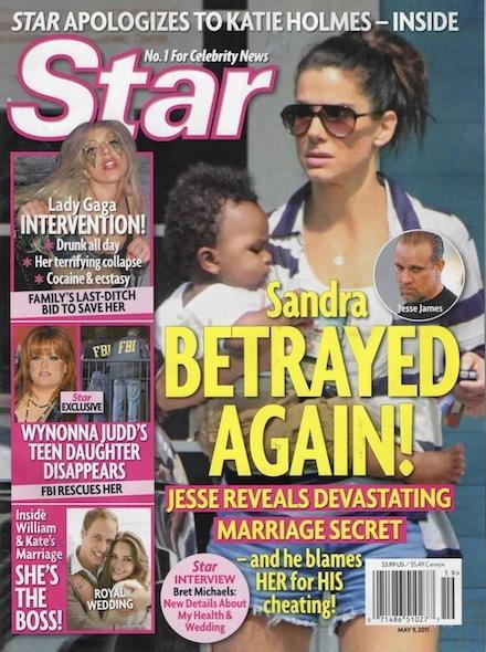 Sandra Betrayed Again, Blah Blah Blah