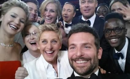 The Selfie: THG Celebrity of the Year #5!