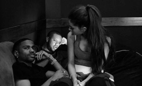 Big Sean, Ariana Grande Instagram