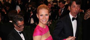Gwyneth Paltrow MET Gala Dress