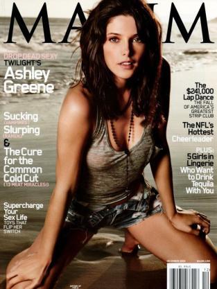 Ashley Greene in Maxim