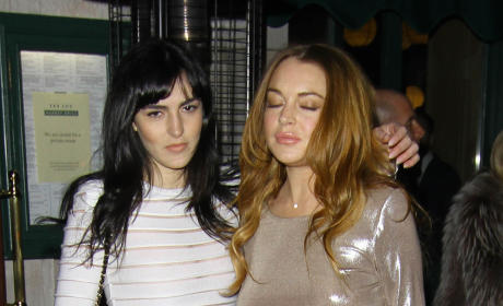 Lindsay and Ali Lohan: Loaded in London