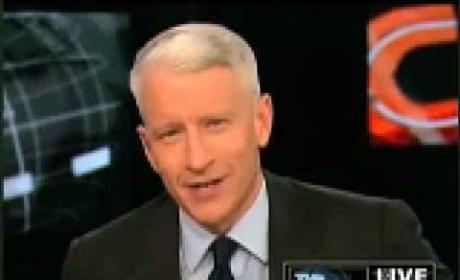 Anderson Cooper Drunk