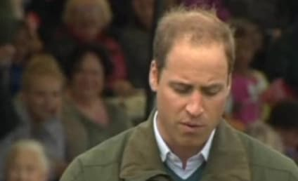 Prince George: Loud and Very Good Looking, According to Prince William