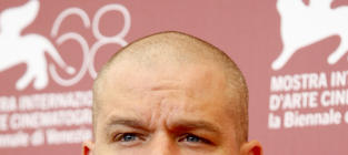 Celebrity Hair Affair: Matt Damon Goes Bare