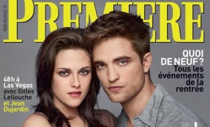 Robert Pattinson Dishes on Final Day of Breaking Dawn Shooting