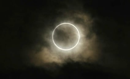 Solar Eclipse: Ring of Fire Crosses Asia, Western U.S.
