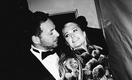 Thomas Gross and Paris Hilton