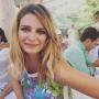 Mischa Barton Smiles Photo
