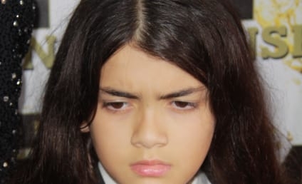 "Blanket Jackson Changed His Name After ""Years of Bullying,"" Source Claims"