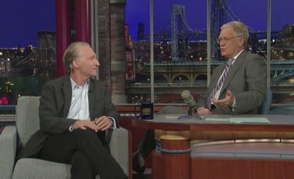 Bill Maher on Elisabeth Hasselbeck Feud: I Feel Like a Teenage Boy at Penn State!