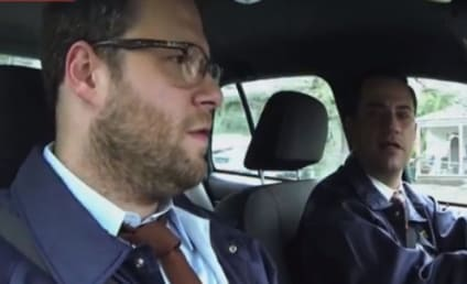 Jimmy Kimmel and Seth Rogen Parody True Detective, Should Totally Star in Season 2