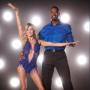 Calvin Johnson and Lindsay Arnold