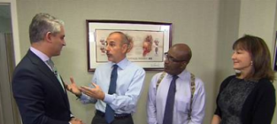 Matt Lauer and Al Roker Undergo Prostate Exams