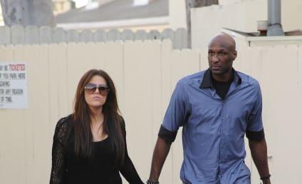 Lamar Odom Is Khloe Kardashian's New Stylist, Because OF COURSE!