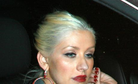 Celebrity Hair Affair: Christina Aguilera