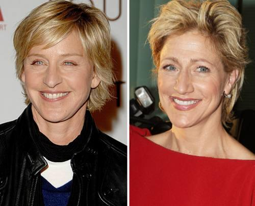 Ellen degeneres and edie falco