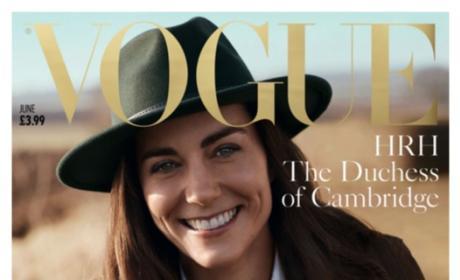 Kate Middleton: British Vogue June 2016