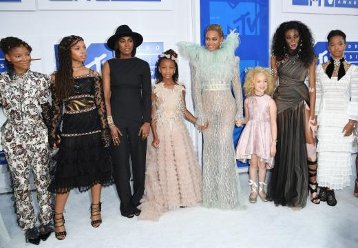 Beyonce Mothers of the Movement VMAs 2016