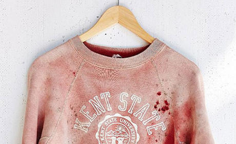 Urban Outfitters' Blood-Spattered Kent State Sweatshirt Draws Major Criticism
