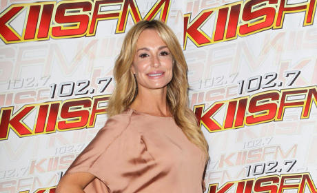 Taylor Armstrong on a Red Carpet