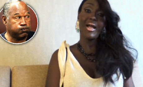 Jazmena Jameson: O.J. Simpson Prison Girlfriend, HIV Positive Transsexual?!