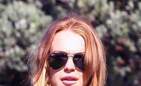 What's Lindsay's best hair color?