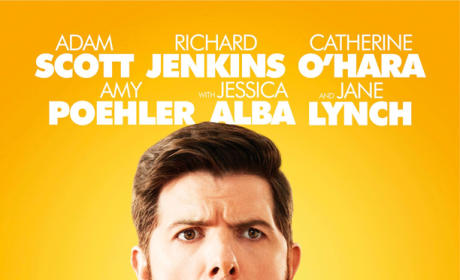 A.C.O.D. Poster: Grossed-Out Adam Scott!
