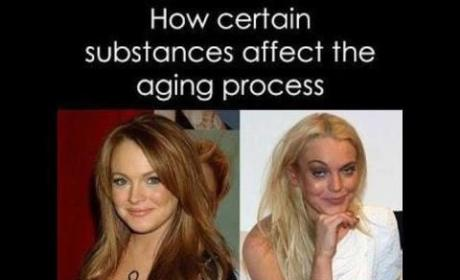 How Certain Substances Affect the Aging Process